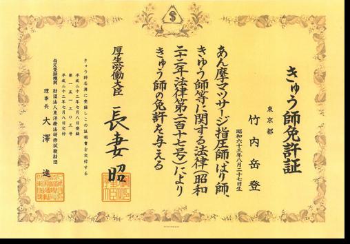 免許証の画像(きゅう)