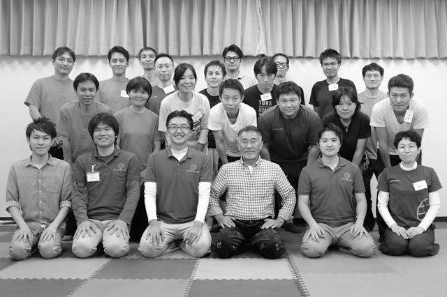 活法研究会(腰背編_20141102)の集合写真