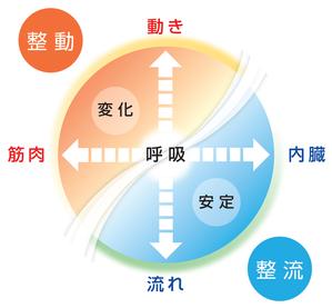 整動と整流の概念