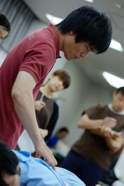 整動鍼(臨床実践編)_セミナーの様子(2016年7月24~25)_02
